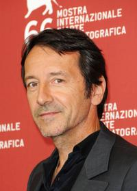 Jean-Hugues Anglade at the photocall of