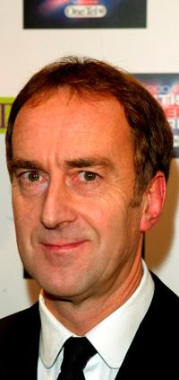 Angus Deayton at the British Comedy Awards 2004.