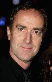 Angus Deayton at the UK premiere of