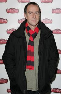 Angus Deayton at the VIP screening of