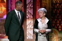 Ruby Dee and Anthony Mackie at the Film Life's 2006 Black Movie Awards.