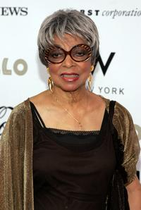 Ruby Dee at the Third Annual Apollo Theater Spring Benefit.