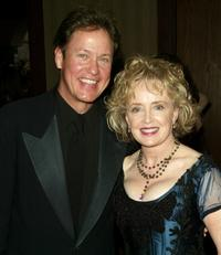 Rick Dees and his wife at the 2005 Mint Jubilee Gala Benefit For Cancer Research.