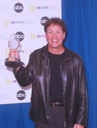 Rick Dees at the Radio Music Awards.