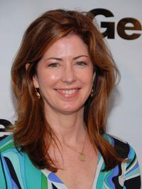 Dana Delany at the fifth annual backstage at The Geffen Gala.