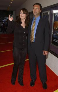Kim Delaney and Gary Pearl at the premiere of