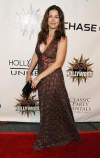 Kim Delaney at the 2nd Annual Hot In Hollywood event.