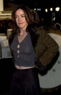 Kim Delaney at the premiere of her new film