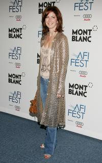 Kim Delaney at the world premiere for the