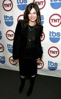 Kim Delaney at the 2006/2007 TNT And TBS UpFront Reception.