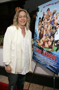 Diane Delano at the Los Angeles premiere of