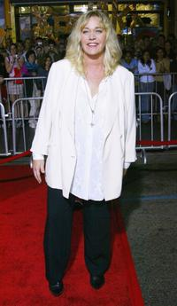 Diane Delano at the premiere of