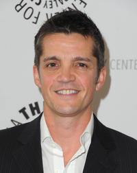 Jonathan Del Arco at the Paley Center for Media's an evening with
