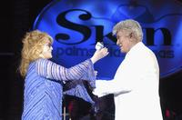 Ann Margaret and Tony Curtis at the Cinevegas 2005.