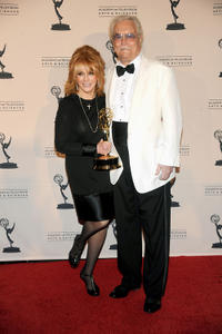 Ann-Margret and Roger Smith at the 62nd Annual Primetime Creative Arts Emmy Awards.