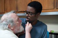 Albert Delpy and Chris Rock in