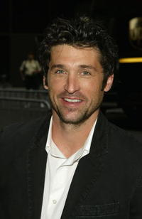 Patrick Dempsey at the ABC Network All-Star Party in New York City.