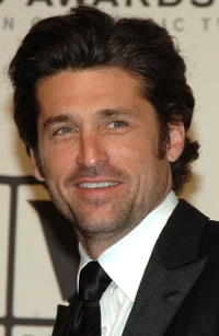 Patrick Dempsey at the 2006 TV Land Awards in Santa Monica, California.