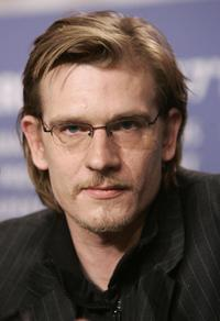 Guillaume Depardieu at the press conference of