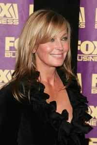 Bo Derek at the Fox Business Network launch party.