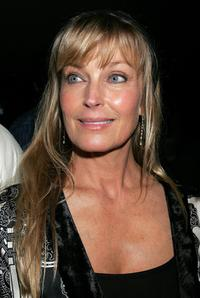 Bo Derek at the Friars of Beverly Hills celebrity fundraiser dinner gala.