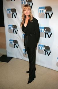 Bo Derek at the MyNetwork TV Upfront Presentation.