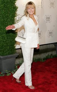 Bo Derek at the Fragrance Foundation's 34th Annual FIFI Awards.