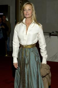 Bo Derek at the 28th Annual Kennedy Center Honors.
