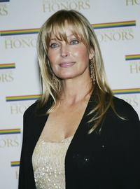 Bo Derek at the 27th Annual Kennedy Center Honors.