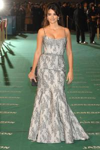 Penelope Cruz at the Goya Cinema Awards ceremony.