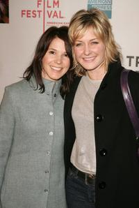 Sabrina Lloyd and Amy Carlson at the screening of
