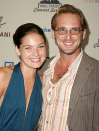 Josh Lucas at the 2006 Cipriani / Deutsche Bank Concert Series.