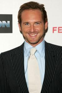 Josh Lucas at the Tribeca Performing Arts Center, attends the