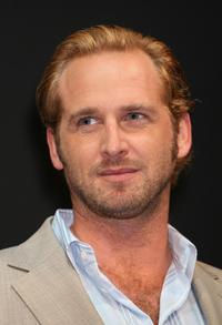 Josh Lucas at the press conference of