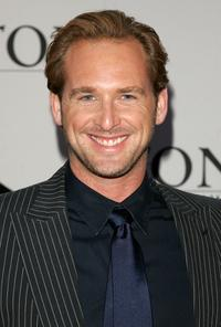 Josh Lucas at the 60th Annual Tony Awards.