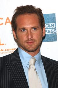 Josh Lucas at the Fifth Annual Tribeca Film Festival Awards Night.