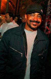 Tim Meadows at the after party of the premiere of