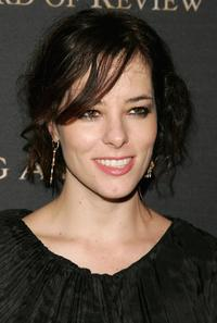 Parker Posey at the 2006 National Board Of Review Awards Gala.