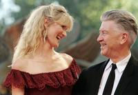 Laura Dern and David Lynch at the 63rd Venice International Film Festival.