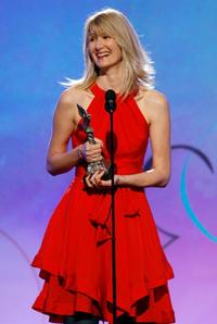 Laura Dern at the 22nd Annual Film Independent Spirit Awards.