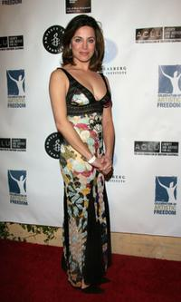 Alanna Ubach at the 3rd Annual Celebration of Artistic Freedom.