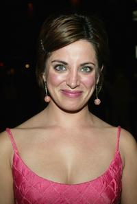 Alanna Ubach at the
