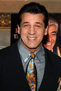Chuck Zito at the celebration for Frank Vincent's new book