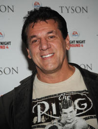 Chuck Zito at the New York premiere of