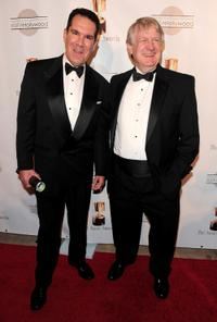 Tony Anselmo and Bill Farmer at the 37th Annual IAFSA, ASIFA-Hollywood Annie Awards.