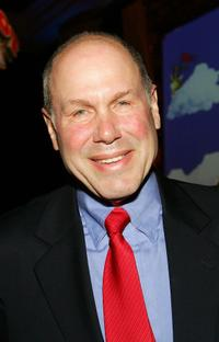 Michael Eisner at the after party of the premiere of