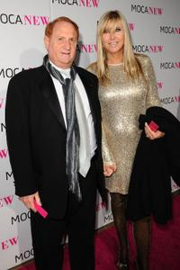 Mike Medavoy and Allana Medavoy at the MOCA NEW 30th Anniversary Gala.