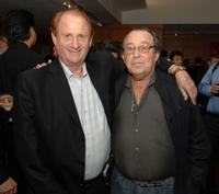 Mike Medavoy and director Paul Mazursky at the Academy of Motion Picture Arts and Sciences' salute to director Akira Kurosawa.