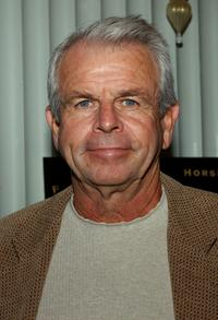 William Devane at the 'People We Know, Horses They Love' book launch party.