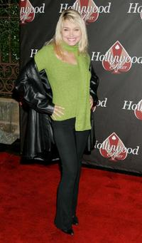 Devin DeVasquez at the HollywoodPoker.com One Year Anniversary Party.